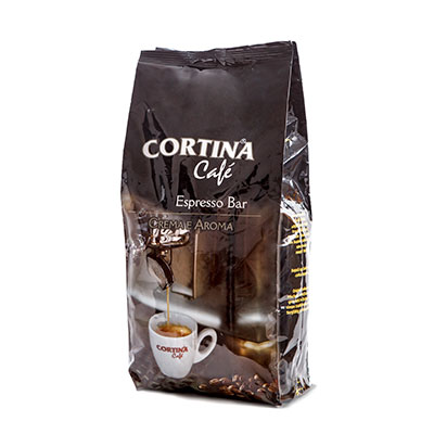 Cortina Cafe Espresso bar 1kg