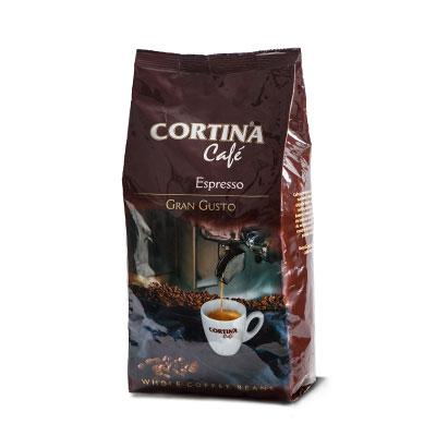 Cortina Cafe Espresso Gran Gusto