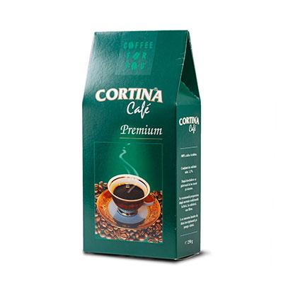 Cortina Cafe Premium Vidata