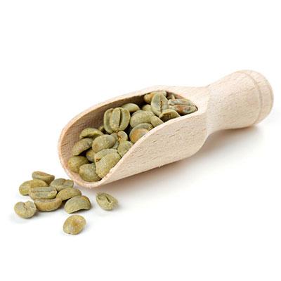 Cafea verde robusta